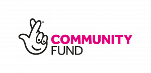 This image shows the Lottery Community Fund logo