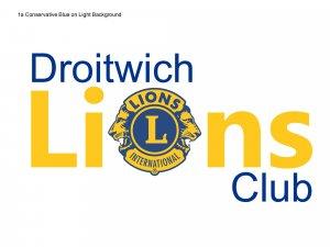 Lions logo.